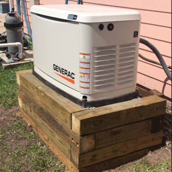 generator installation in Traverse City, MI